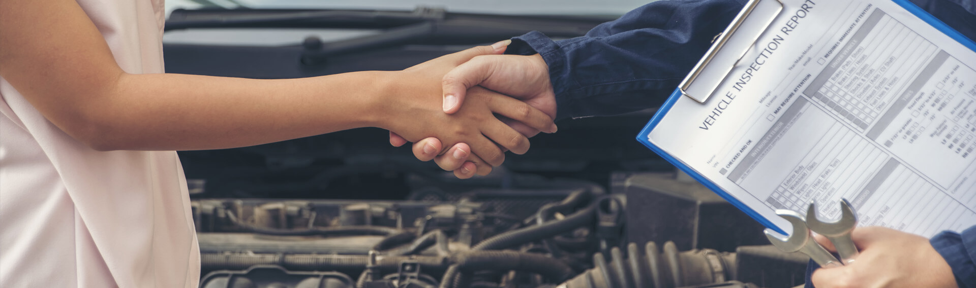 auto repair and maintenance service