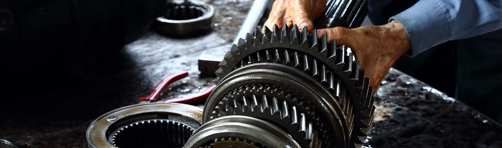 transmission services in Victorville